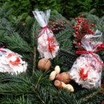 weihnachtliche Friemeltüten