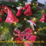 weihnachtliche Wichtel